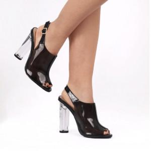 Sandale pentru dame cod B7611 BLACK