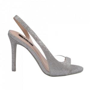 Sandale pentru dame cod GH1958 Silver
