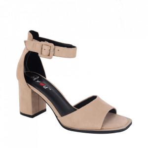 Sandale pentru dame cod M36-1 Beige