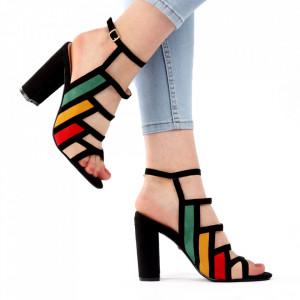 Sandale pentru dame cod M48 Black