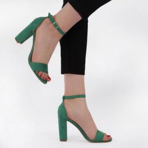 Sandale pentru dame cod OD0311 Green