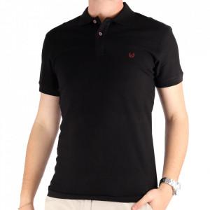 Tricou pentru bărbați Cod 4002 Black