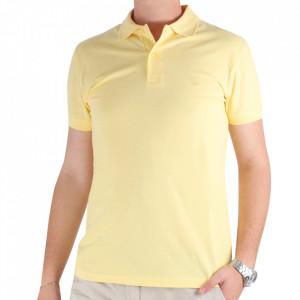 Tricou pentru bărbați Cod 4222 Yellow