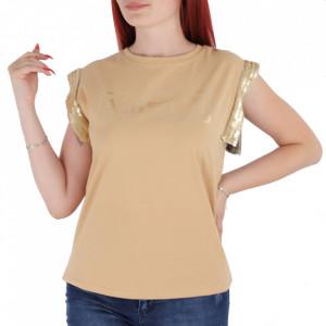 Tricou pentru dame cod TY112 Bej