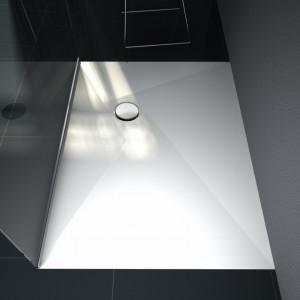 Cădiță de duș ELEMENTS CLASIC - Cădița de dușELEMENTSareun design unic, minimalist - modern, care se încadrează perfect în orice zonă de baie. Finisaj - acril sanitar lucios. Cădița ELEMENTS se montează pe pardosea având scurgerea încastrată! - Deppo.ro