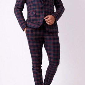 Costum slim fit Barbus