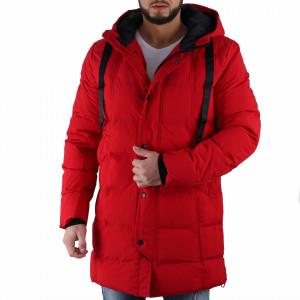 Geacă de iarnă Robin Red