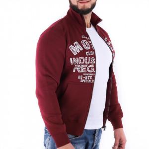 Hanorac Vitor Bordo - Creat special pentru o fire sportivă ca tine, hanoracul este cea mai bună alegere vestimentară pe care o vei face! Material: 80% bumbac, 20% poliester. Hanoracul este realizat din materiale datorită cărora vei fi protejat de temperaturile scăzute. - Deppo.ro