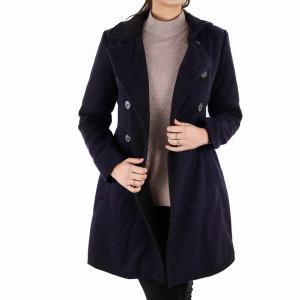 Palton Alicia Cobalt