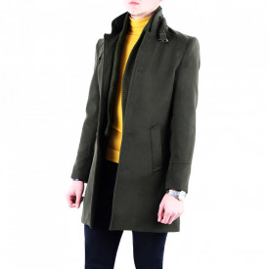 Palton Leonard Khaki