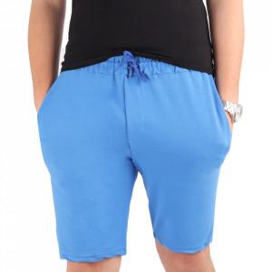 Pantaloni scurți pentru bărbați cod MP1317 Blue