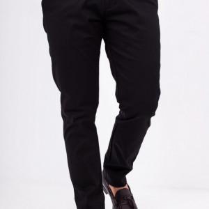 Pantaloni Stofă Bruns