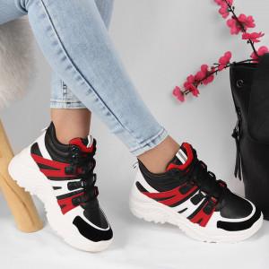 Pantofi cod HMM15 Negri