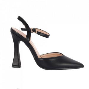 Pantofi cu toc cod OD0334 Black