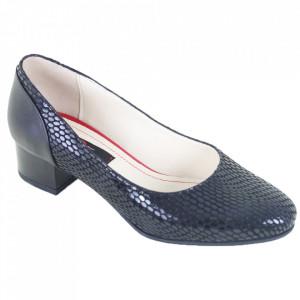 Pantofi din piele naturală cod 1047 LN IMP