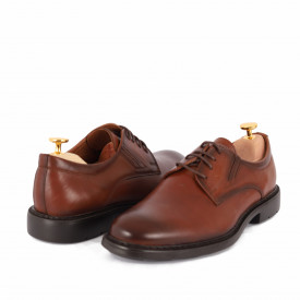 Pantofi din piele naturală Mario Maro