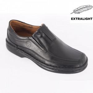 Pantofi din piele naturală pentru bărbați cod 221 N