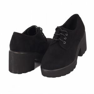 Pantofi Karlee Black