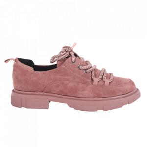 Pantofi pentru dame cod H-34 Pink