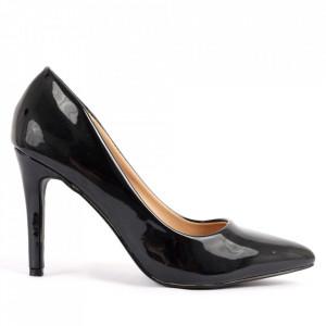 Pantofi pentru dame cod SA17-66 Black