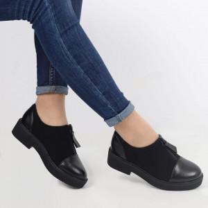 Pantofi pentru dame cod XH-31 Black