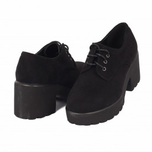 Pantofi pentru dame cod XH02 Negri