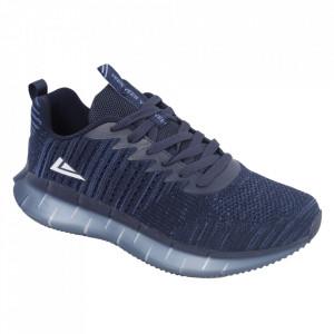 Pantofi sport pentru bărbați cod 2005-2 Deep Blue