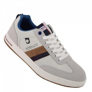 Pantofi sport pentru bărbați cod ARD10170-4 Grey