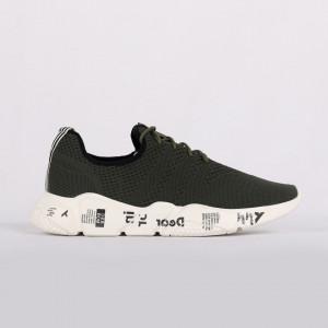 Pantofi Sport pentru bărbați cod BSCLUK01 Verzi
