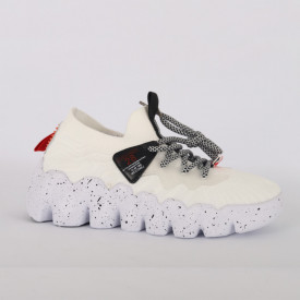 Pantofi Sport pentru bărbați cod H25 White