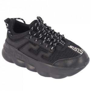 Pantofi Sport pentru bărbați cod H3 Black