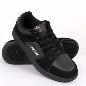 Pantofi Sport pentru bărbați Veer negri cod V212