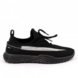 Pantofi Sport pentru dame Cod 1653SM Black