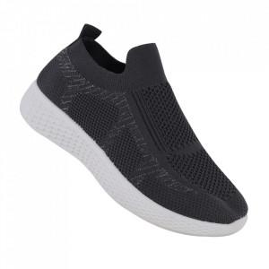 Pantofi sport pentru dame cod 781-2 Grey