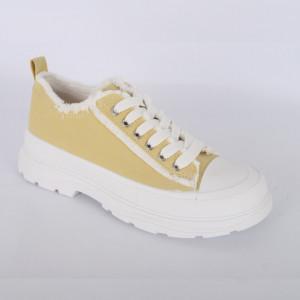 Pantofi Sport pentru dame cod LLS-038 Yellow