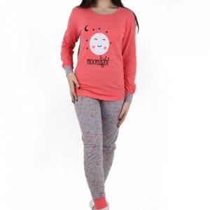 Pijama pentru dame cod Moonlight Pink