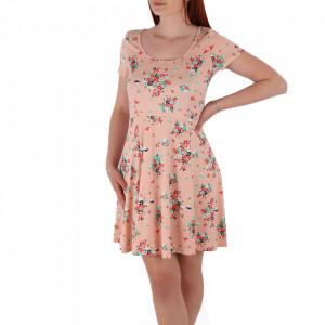 Rochie de vară cod 090 Roz