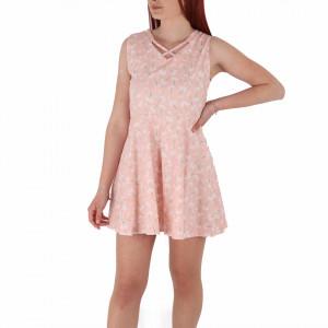 Rochie de vară cod BKLP6500 Roz