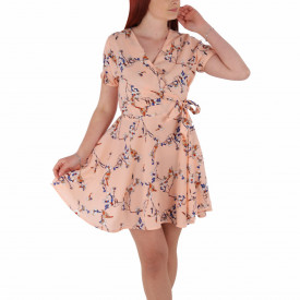 Rochie de vară cod LP5592 Roz