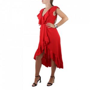 Rochie Elliana Red