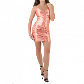 Rochie Evelyn Pink