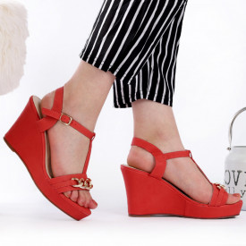 Sandale cod 3S1020 Red