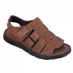 Sandale pentru bărbaţi cod 1763 Vizon