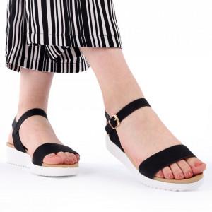 Sandale pentru dame cod 63131 Black