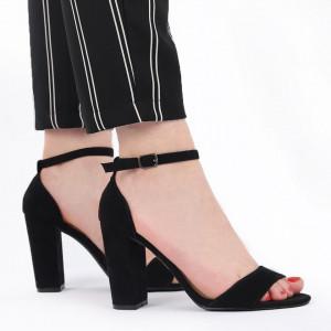 Sandale pentru dame cod 8901C Black