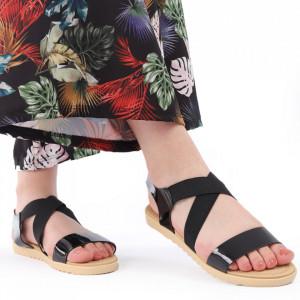 Sandale pentru dame cod B90 Black