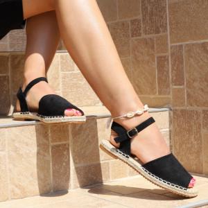Sandale pentru dame cod F32 Black