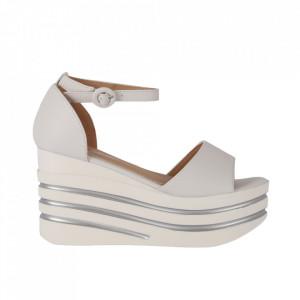 Sandale pentru dame cod LM311 White