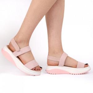 Sandale pentru dame cod LTS0273-H26 Pink