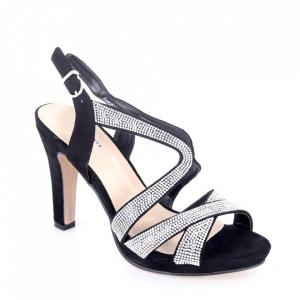 Sandale pentru dame cod M02 Black